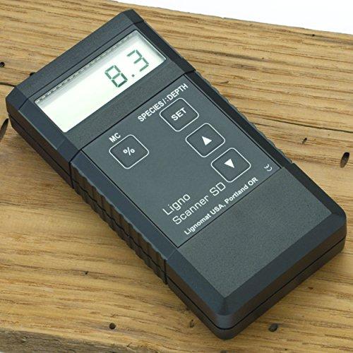 Lignomat Scanner SD Moisture Meter