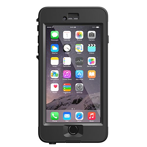 LifeProof ND iPhone 6 Plus ONLY Waterproof Case (5.5' Version) - Retail Packaging - AVALANCHE...