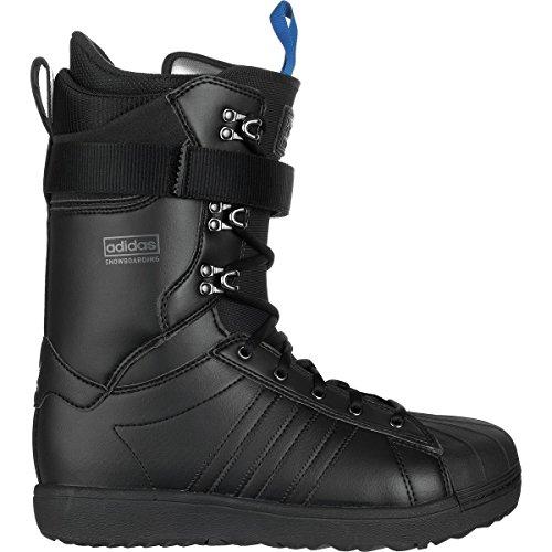 adidas Skateboarding Superstar ADV Core Black/Core Black/Core Black 10