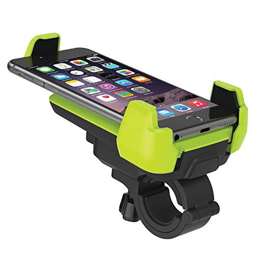 Bike Mount, iOttie Active Edge Bike & Bar, Motorcycle Mount for iPhone 7/6 (4.7)/ 5s/ 5c/4s, Galaxy...