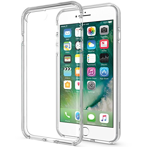 iPhone 7 Plus Case, iPhone 8 Plus Case, MoboZx [Premium Flexible] Transparent Innovative...