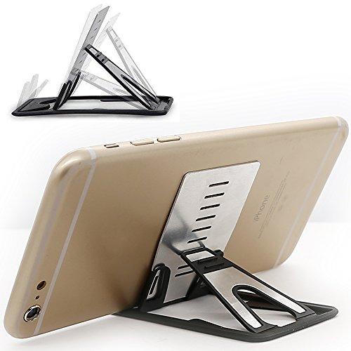 iPhone Kickstand, iPad Kickstand, iMangoo Multi-Angle Holder Tablet Dock Adjustable Foldable Cradle...