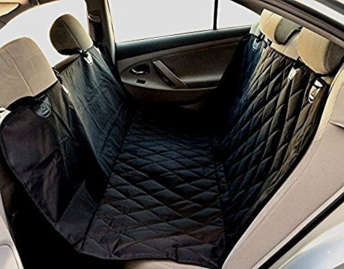 Pets Finer Suv Trunk Cargo Liner - Universal Cover Fits Nearly All Suvs Including Ford, Toyota, Kia,...