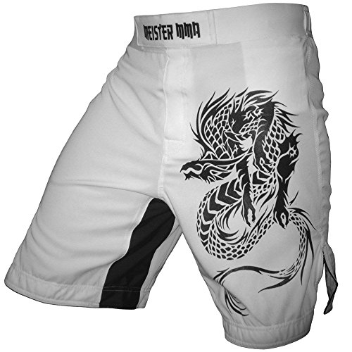 Meister MMA Dragon Hybrid Flex Board Shorts - 33/34