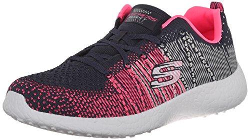 Skechers Sport Women's Burst Ellipse Fashion Sneaker