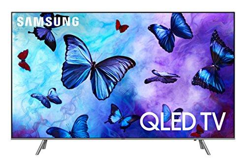 Samsung QN82Q6 Flat 82' QLED 4K UHD 6 Series Smart TV 2018
