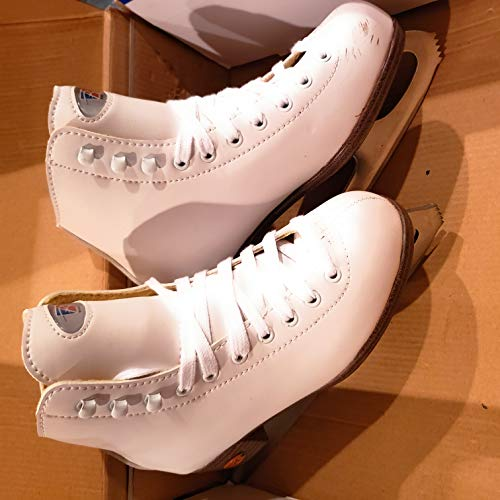 Riedell 10 RS Girls Figure Skates - Size 10 Junior
