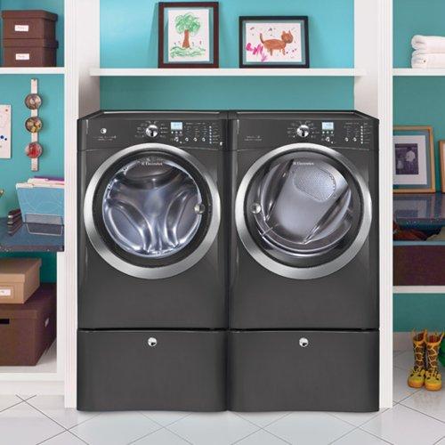 Electrolux Laundry Bundle | Electrolux EIFLS60LT Washer & Electrolux EIMED60LT Electric Dryer...