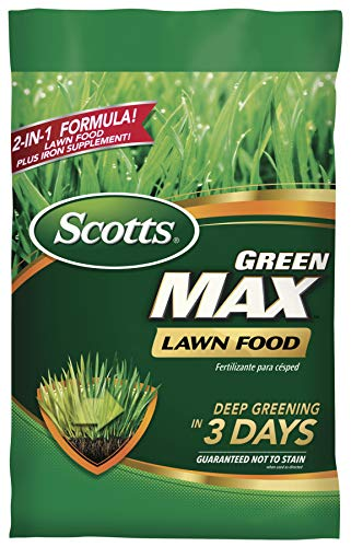 Scotts Green Max Lawn Food 5,000 sq. ft