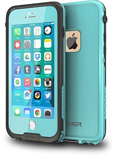 CellEver Compatible with iPhone 6 / 6s Case Waterproof Shockproof IP68 Certified SandProof Snowproof...