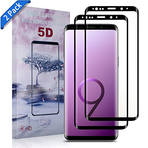 TOBOS Screen Protector Tempered Glass,[Anti-Fingerprint][No-Bubble][Scratch-Resistant] Glass Screen...