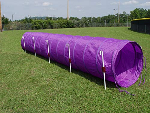 14' Long Dog Agility Tunnel
