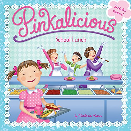 Pinkalicious: School Lunch