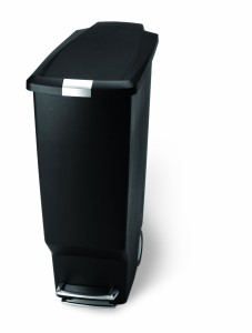 Simplehuman Slim Plastic Step Trash Can