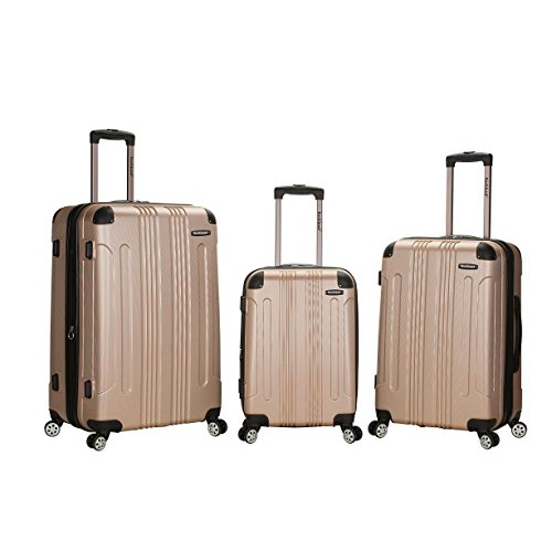 Rockland Luggage, the Piece Sonic an Upright Case