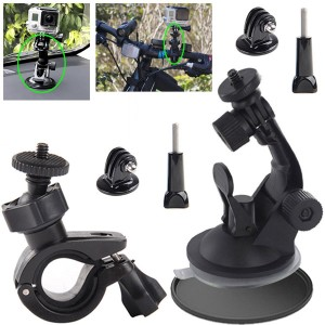 EEEKit 7-in-1 Bike Handlebar Camera Mount Kit