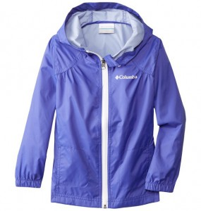 Big Girl's Columbia Switchback Rain Jacket