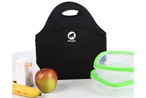 Hoopla Gorilla Bag Insulated Lunch Tote
