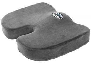 Tushy Cushy Memory Foam Seat Cushion