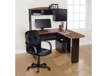 Top Ten Best Corner Computer Desk with Hutch Reviews