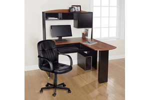 Top 10 Best Corner Computer Desk with Hutch of 2019 Review