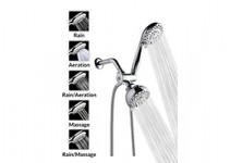 Top Ten Best Rainfall Shower Head Reviews