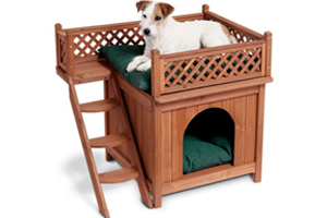 Top 10 Best Outdoor Dog Houses of 2019 Review