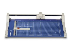 "Dahle 552 Professional Rolling Trimmer, Up to 20 Sheet Capacity, 20"" Cut Length"