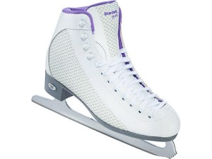 Riedell 113 2015 Model Figure Skates Sparkle