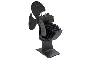 Top 10 Best Wood Burning Stove Fans of 2021 Review