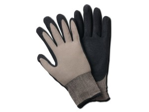 HandMaster Bella Men's Comfort Flex Coated Garden Glove In Medium/Large Size