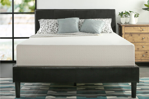 Top 10 Best Mattress For Heavy People In 2017 Reviews