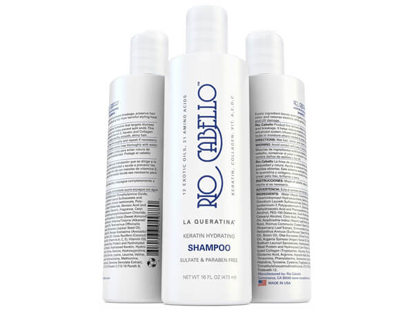 Daily Hydrating Restorative Shampoo