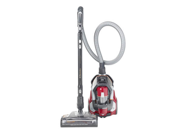 The Electrolux Ultra Flex Canister Vacuum