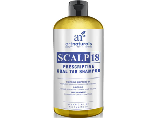 Therapeutic Anti Dandruff Shampoo