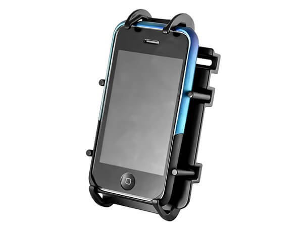 RAM Mounts (RAM-HOL-PD3U) Universal Spring Loaded Cell Phone Cradle Holder