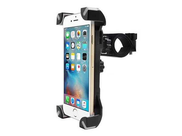 Bike Mount, SQdeal® Bicycle Motorcycle Handlebar Bar Phone Holder Cradle
