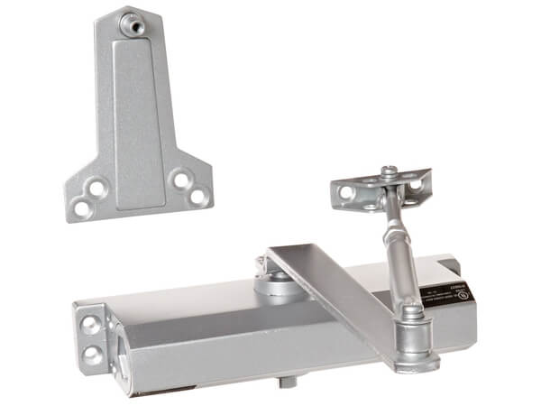 Hager Series Aluminum Grade Door Closer