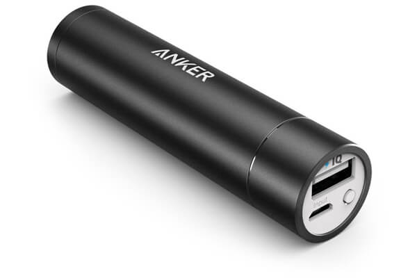 Portable Power Bank 3350mAh External Battery