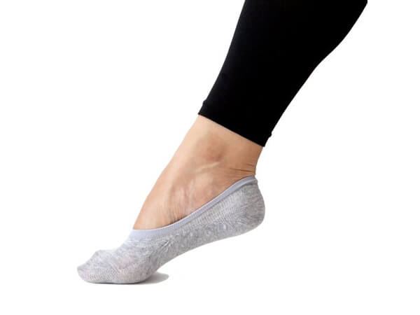 The Sheec Sole Hugger Active Women's No Show Cotton Casual Socks Non Slip - Top 10 Best No Show Socks For Women In 2017 Reviews - Our Great