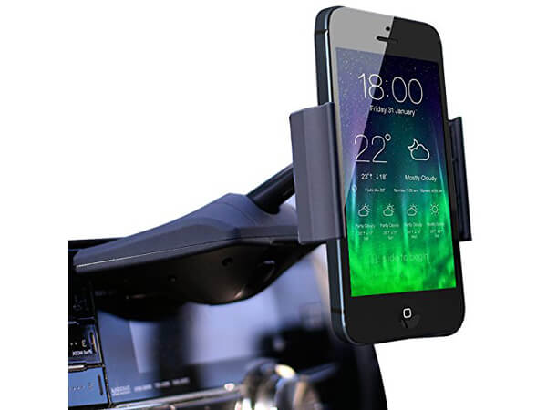 CD Slot Smartphone Car Mount