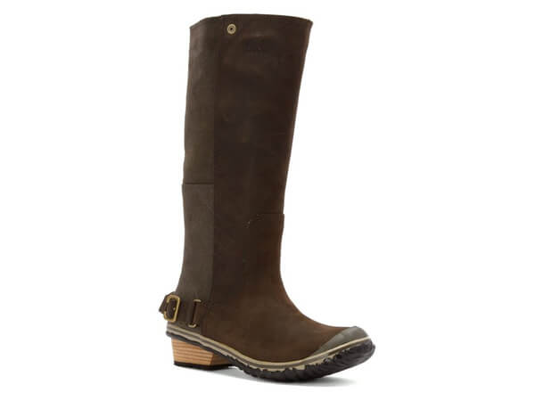 Sorel Women's Slimboot Waterproof Riding Boot