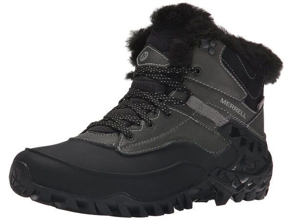 Merrell Women's Fluorescein Shell 6 Waterproof Winter Boot