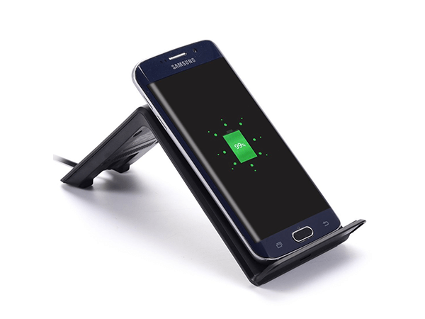 The Wireless Charger, Itian® Qi 3 Coils Wireless Charging Pad B6 for Samsung Galaxy S7 S7 Edge S6 S6 Edge Note5 S6 Edge Plus (Not Include Power Adapter)