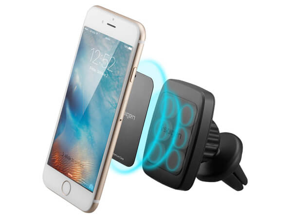 Car mount, spigen (premium air vent magnetic)