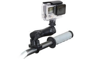 Top 10 Best Bike GoPro Handlebar Mount in 2016 Reviews