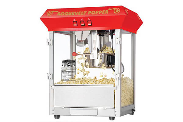 Great Northern Popcorn 6010 Roosevelt Top Antique Style Popcorn Popper Machine