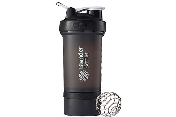 BlenderBottle Pro Pack System Water Bottle