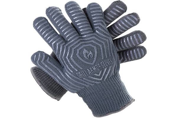 Grill Armor 932°F Extreme Heat Resistant Oven Gloves