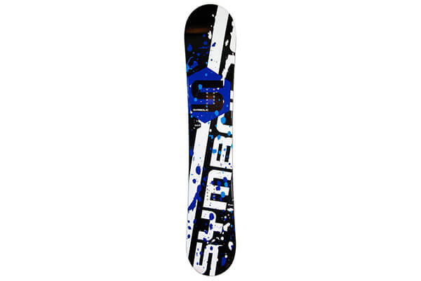 Symbolic Custom Rocker Men's Snowboard